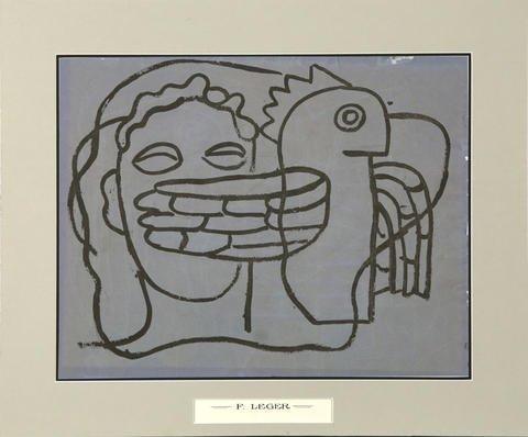 FERNAND LEGER FRENCH 1881-1955 - 2