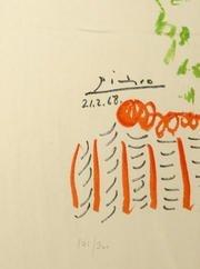 PABLO PICASSO SPANISH 1881-1973 - 3