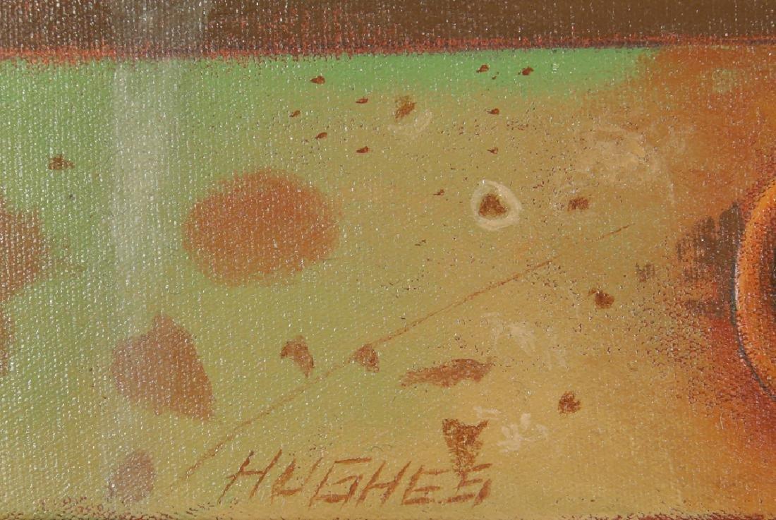 MANUEL HUGHES AMERICAN B.1928 - 3