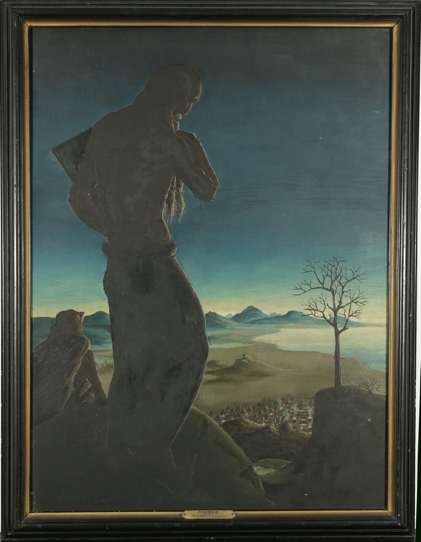 WERNER PEINER GERMAN 1897-1964 - 2