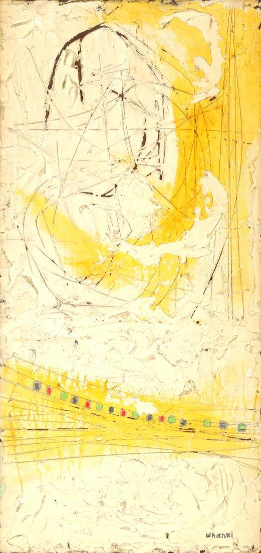 KIM WHANKI (ATTR)  SOUTH KOREAN/FRENCH 1913-1974