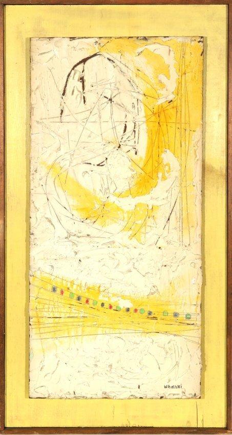 KIM WHANKI (ATTR)  SOUTH KOREAN/FRENCH 1913-1974 - 2