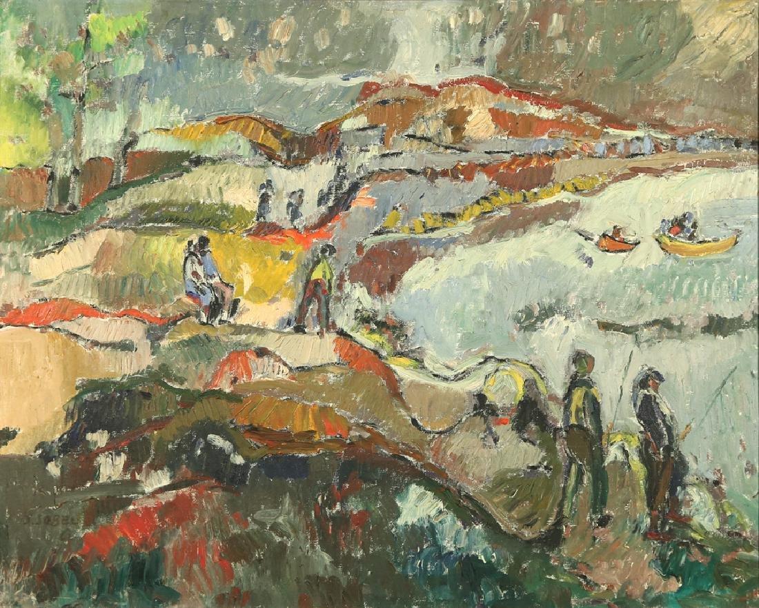 JEHUDITH SOBEL POLISH/AMERICAN 1924-2012