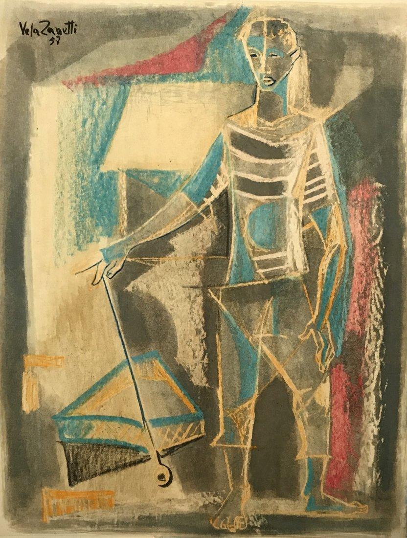 VELA ZANETTI SPANISH 1913-1999