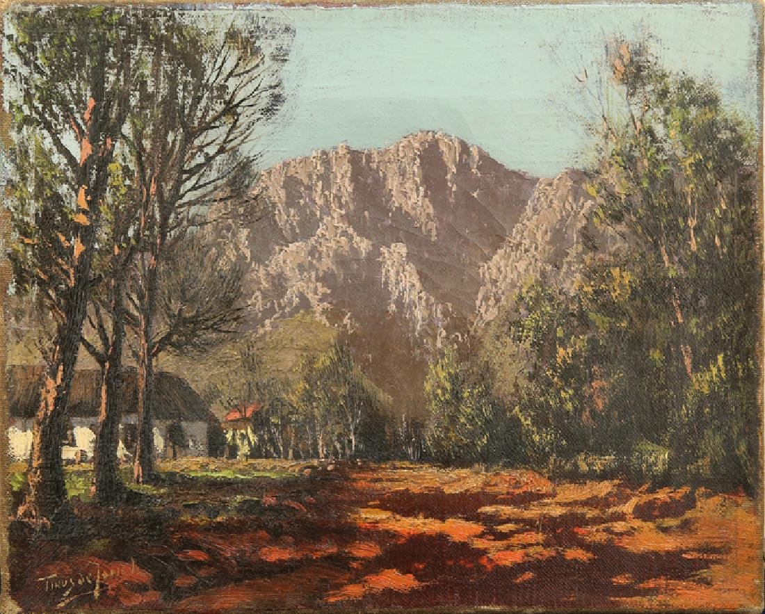 TINUS de JONGH SOUTH AFRICAN B.1885