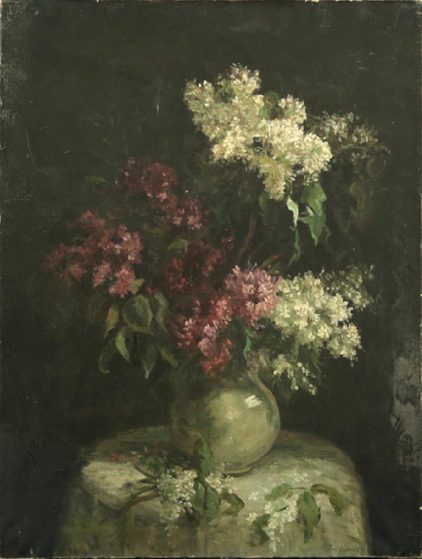 ALBERT TIBULE FURCY DE LAVAULT FRENCH 1847-1915