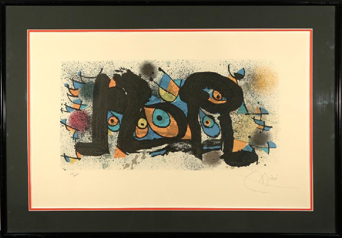 JOAN MIRO SPANISH 1893-19839 - 2