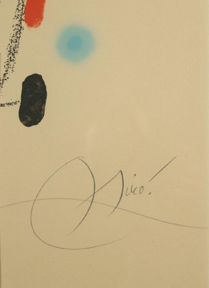 JOAN MIRO SPANISH 1893-1983 - 4