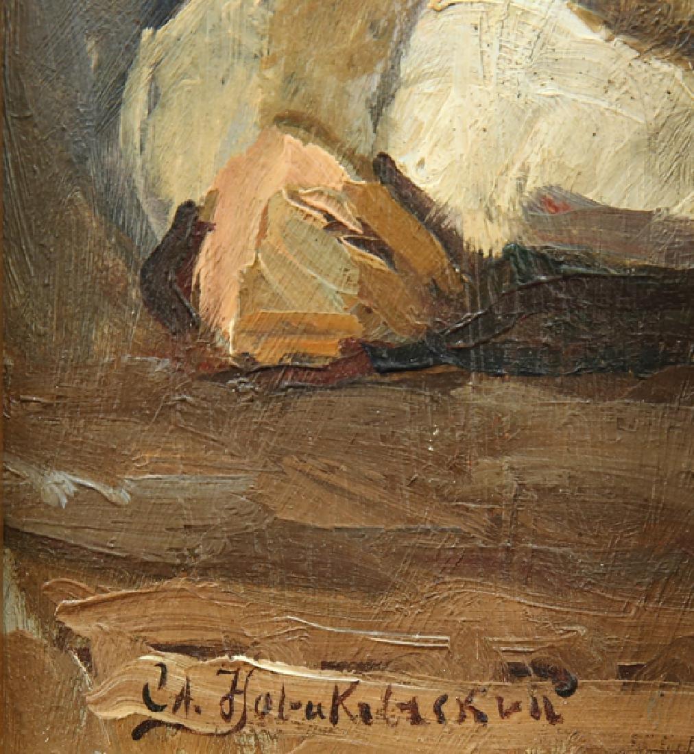 OLESKA NOWAKIWSKIJ (NOVAKIVSKY) UKRAINIAN 1872-193 - 4