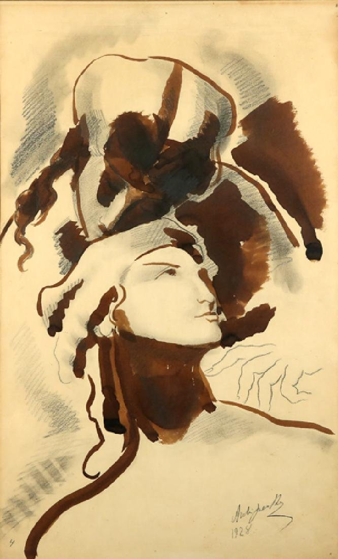 ALEXANDER ARCHIPENKO RUSSIAN 1887-1964