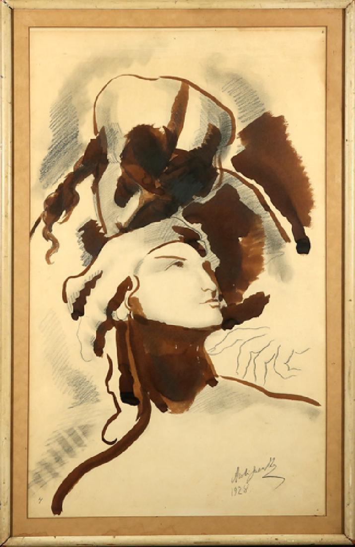 ALEXANDER ARCHIPENKO RUSSIAN 1887-1964 - 2