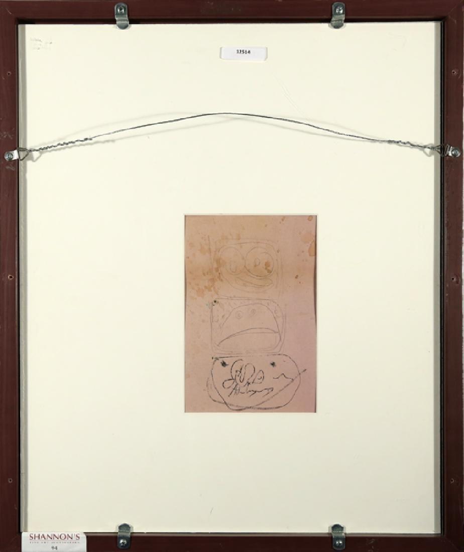 PIERRE ALECHINSKY BELGIUM B.1927 - 3