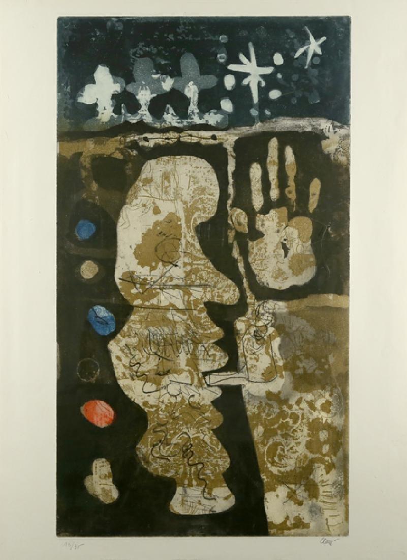 ANTONI CLAVE SPANISH 1913-2005