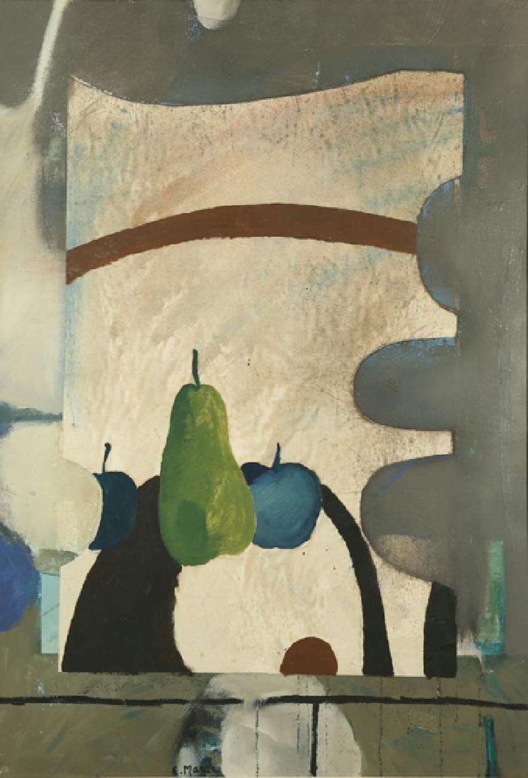 EMIL MARZE FRENCH B.1930