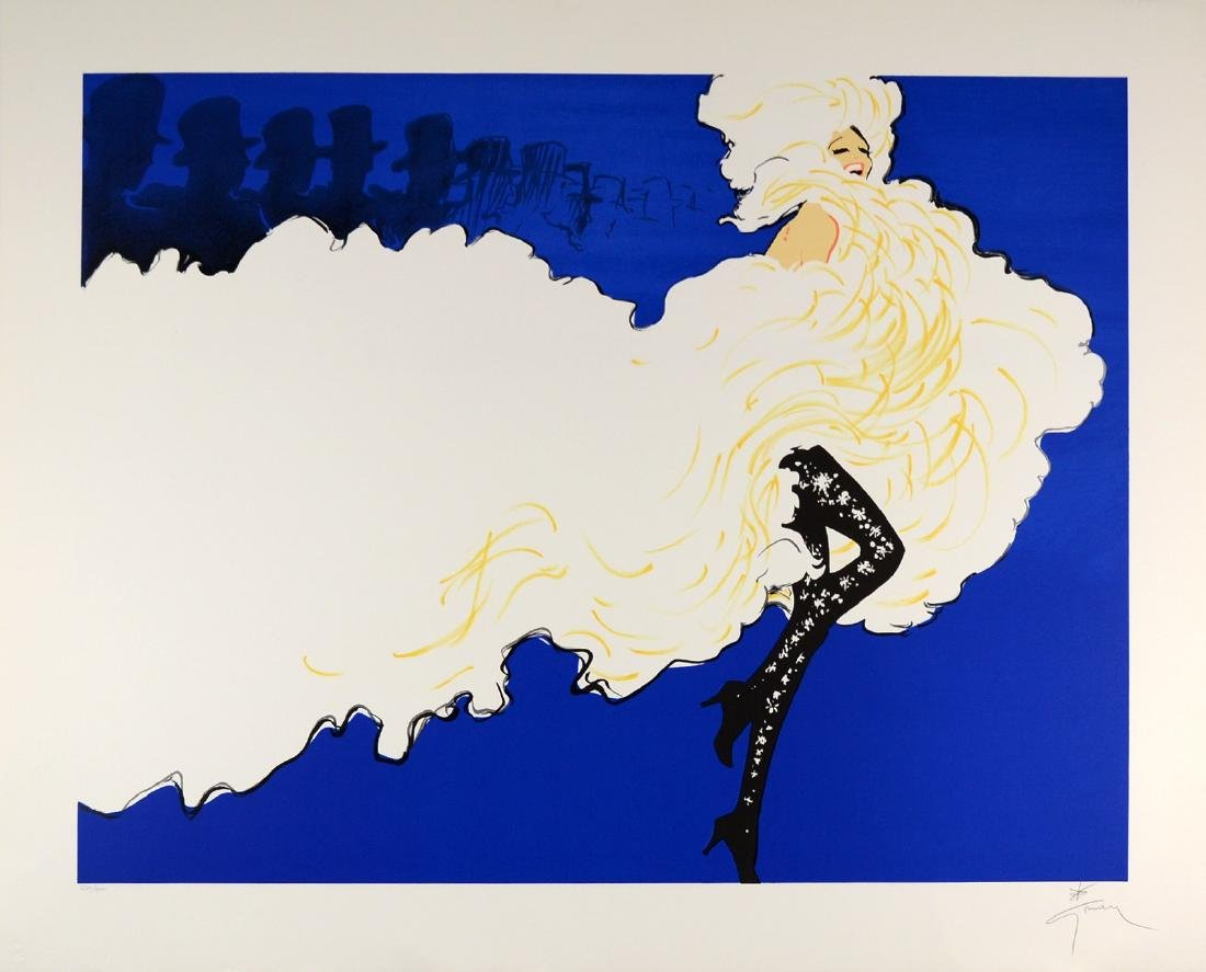 RENE GRUAU FRENCH/ITALIAN/AMERICAN 1909-2004