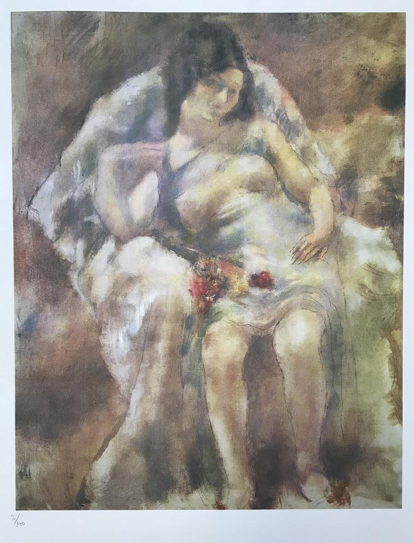 JULES PASCIN FRENCH 1885-1930
