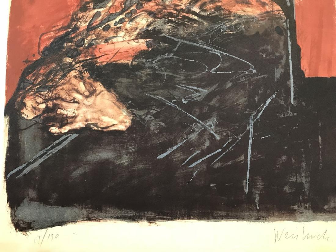 CLAUDE WEISBUCH FRENCH 1927-2014 - 2