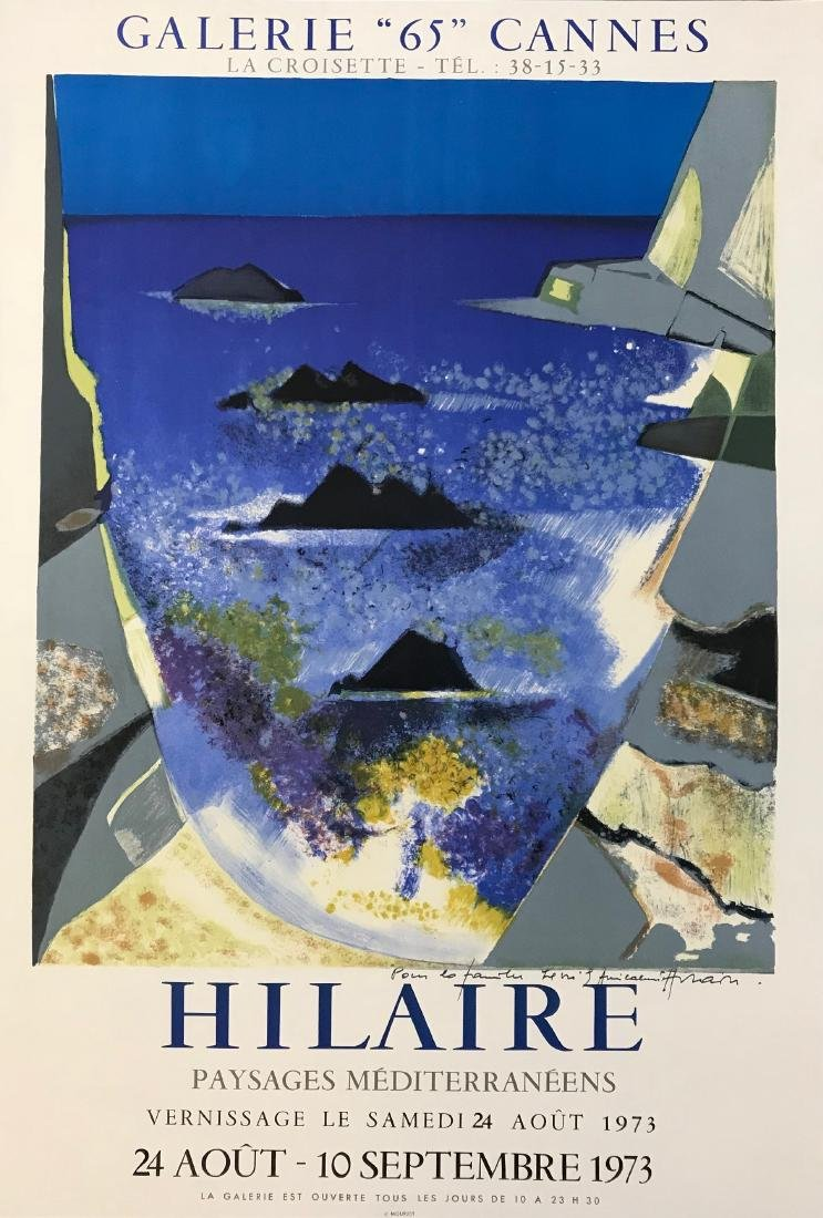 CAMILLE HILAIRE FRENCH 1916-2004