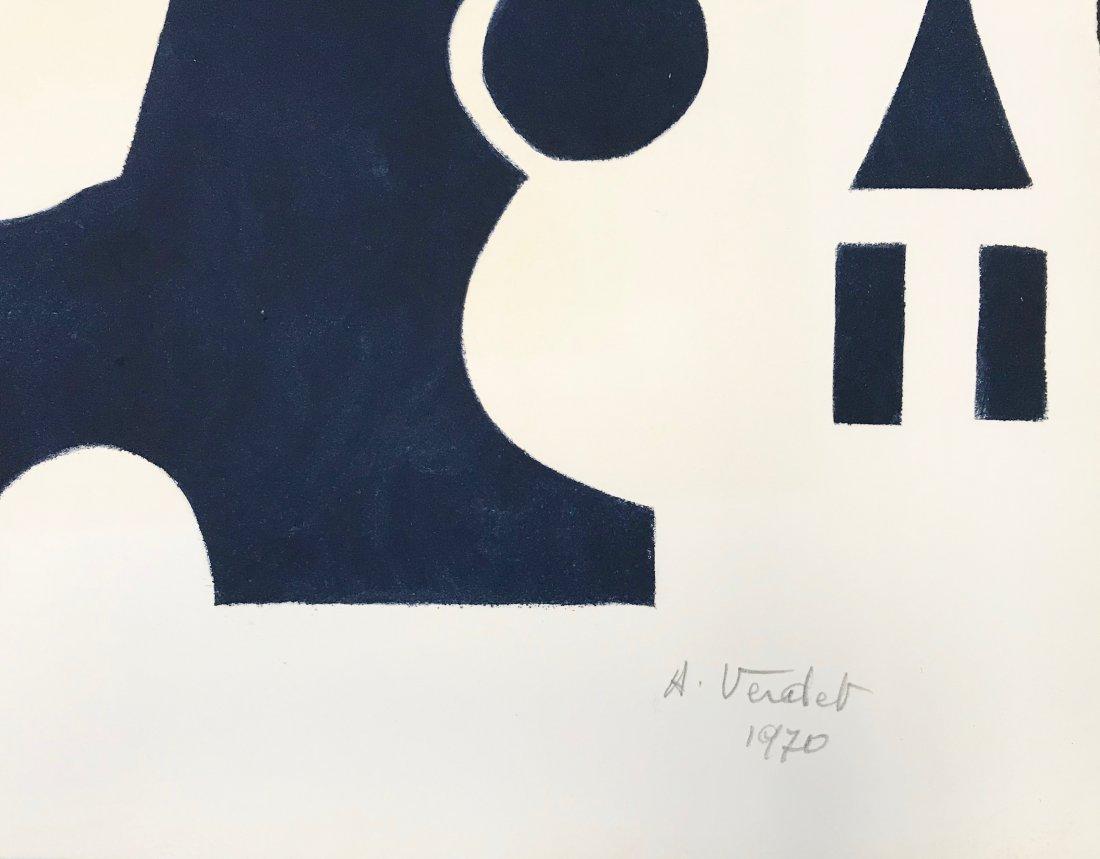 ANDRE VERDET FRENCH 1913-2004 - 2