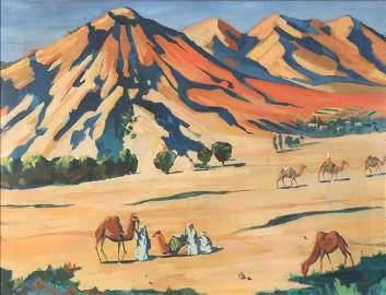 MARTIROS SEREGEEVICH SARIAN (SARYAN) ARMENIAN 1880