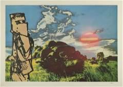 SIDNEY NOLAN AUSTRALIAN 1917-1992