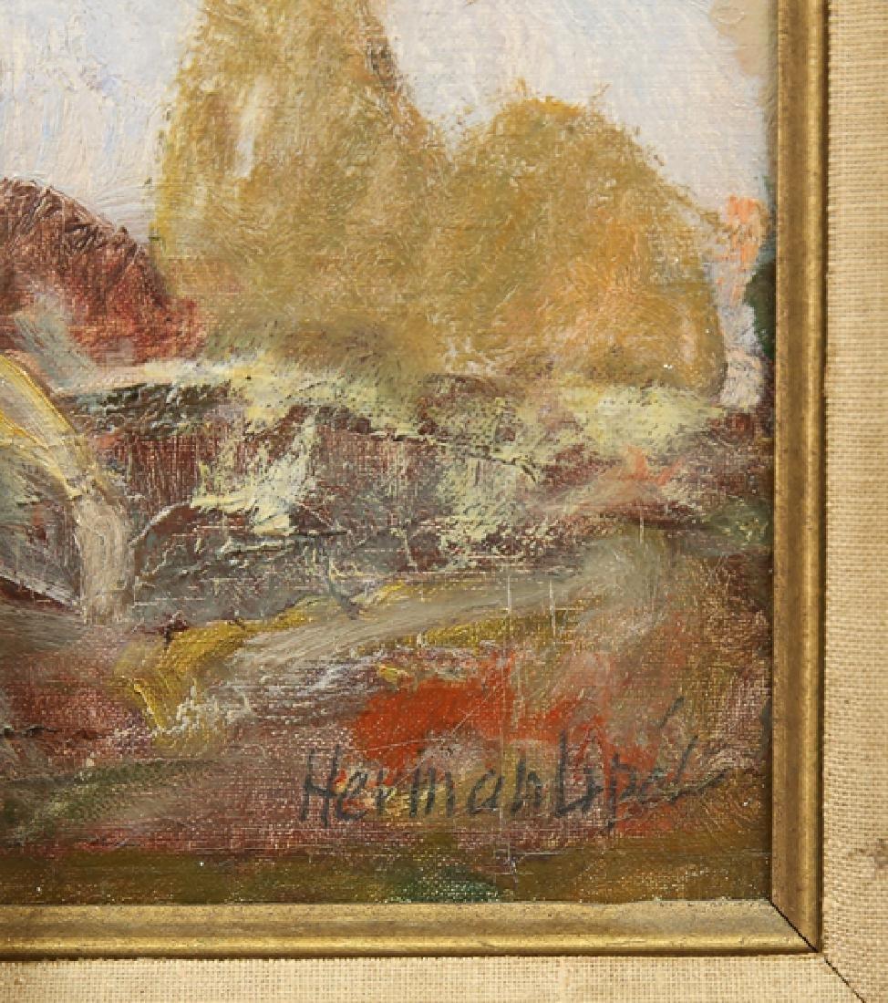 HERMAN LIPOT HUNGARIAN 1884-1972 - 4