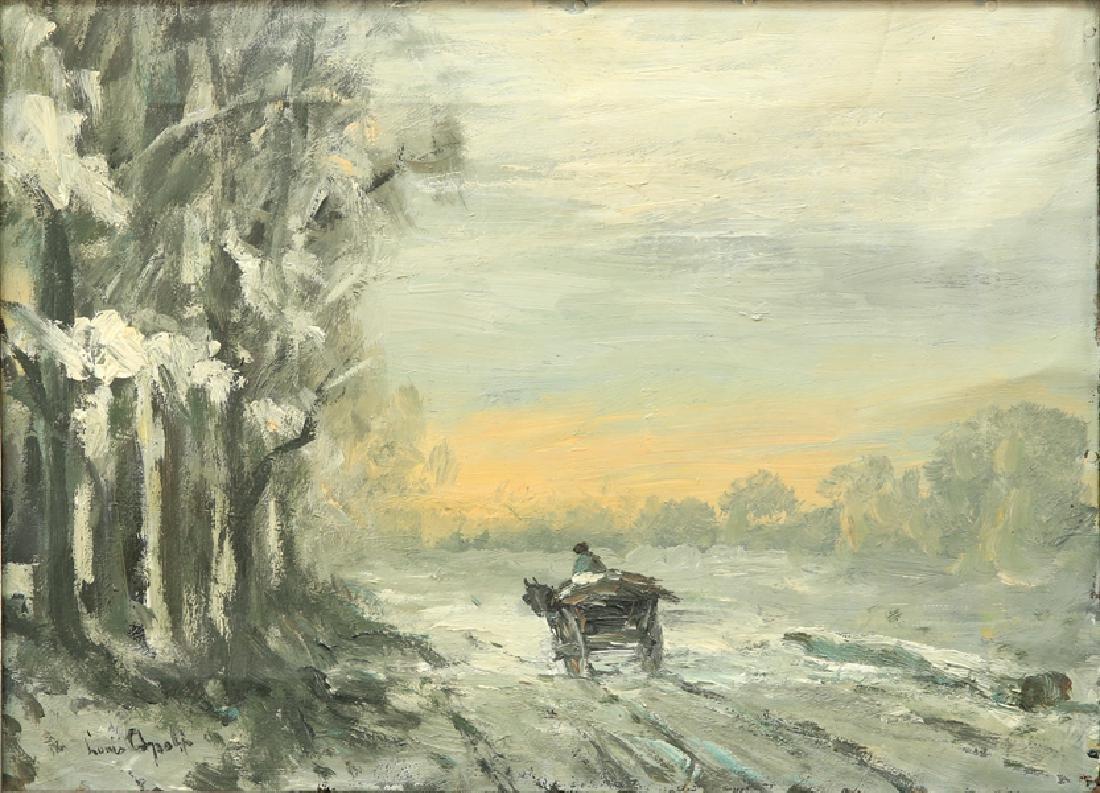 LOUIS APOL DUTCH 1850-1936