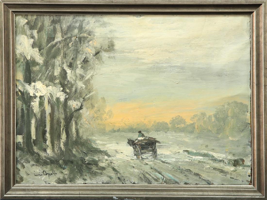LOUIS APOL DUTCH 1850-1936 - 2