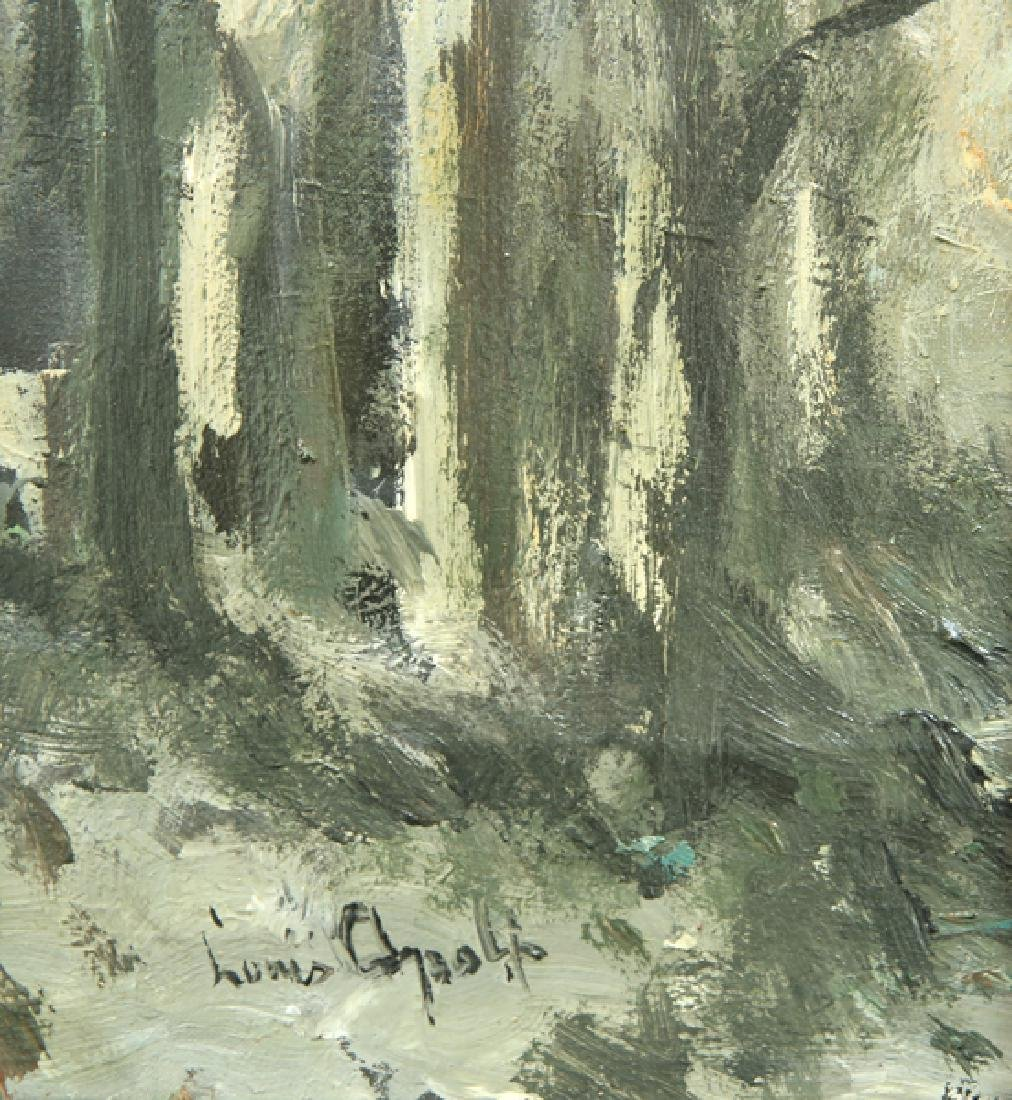 LOUIS APOL DUTCH 1850-1936 - 4