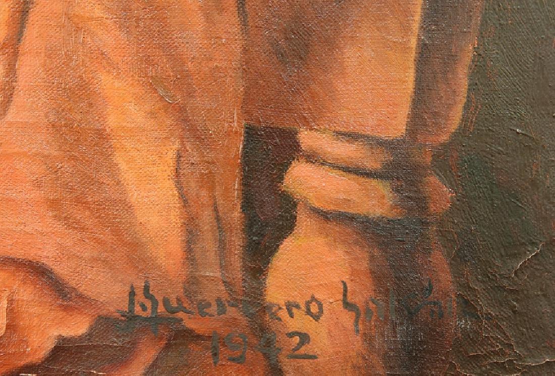 JESUS GUERACO GALVAN MEXICAN 1910-1973 - 4
