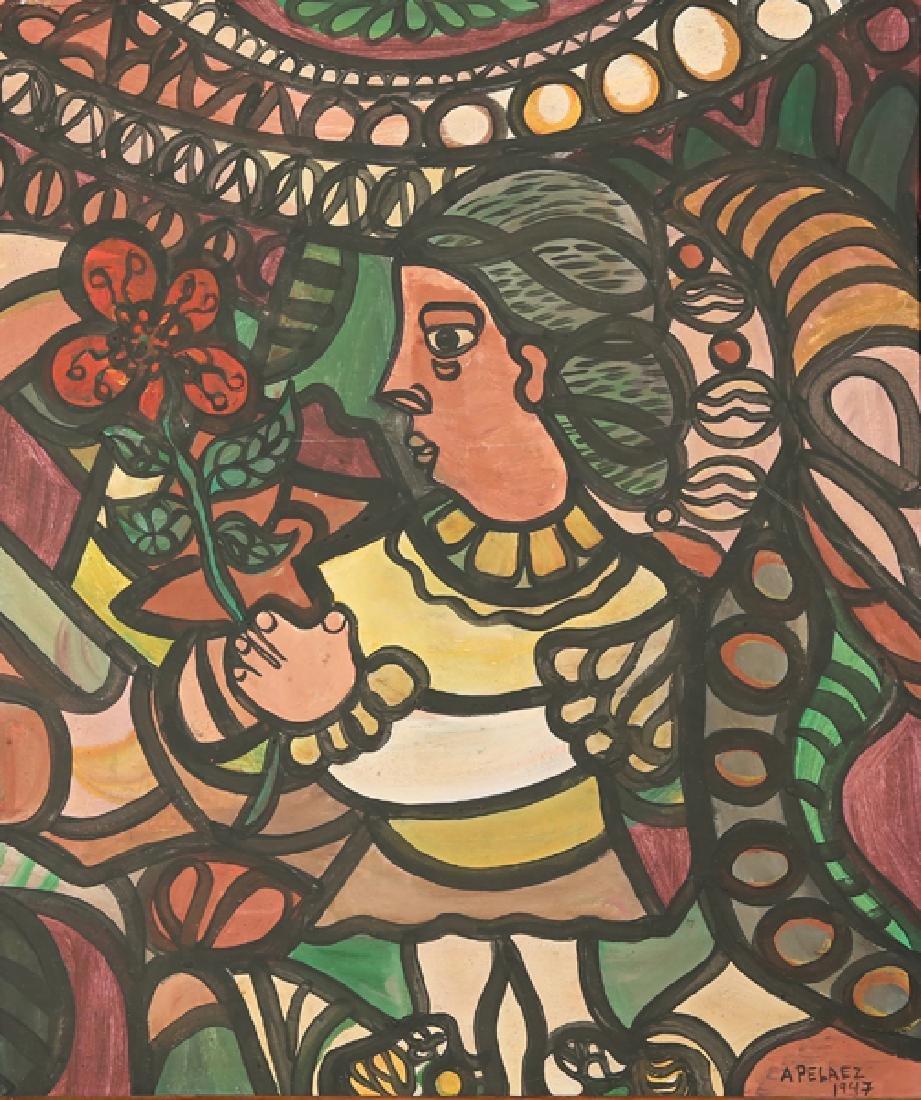 AMELIA PELAEZ CUBAN/FRENCH 1896-1968