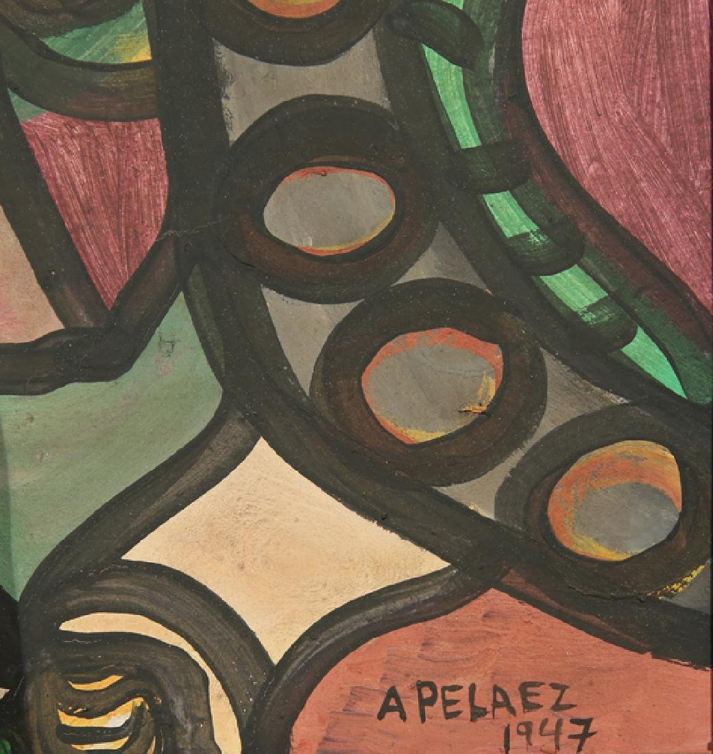 AMELIA PELAEZ CUBAN/FRENCH 1896-1968 - 4