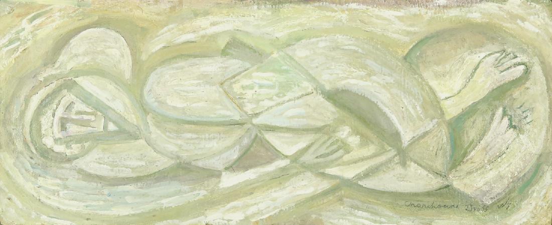 SERGI CHARCHOUNE RUSSIAN 1888-1975