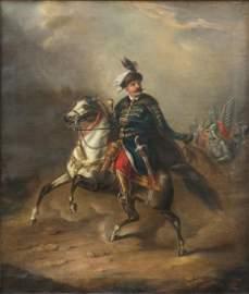 ALEXANDER OSIPOVICH ORLOVSKY POLISH 1777-1832