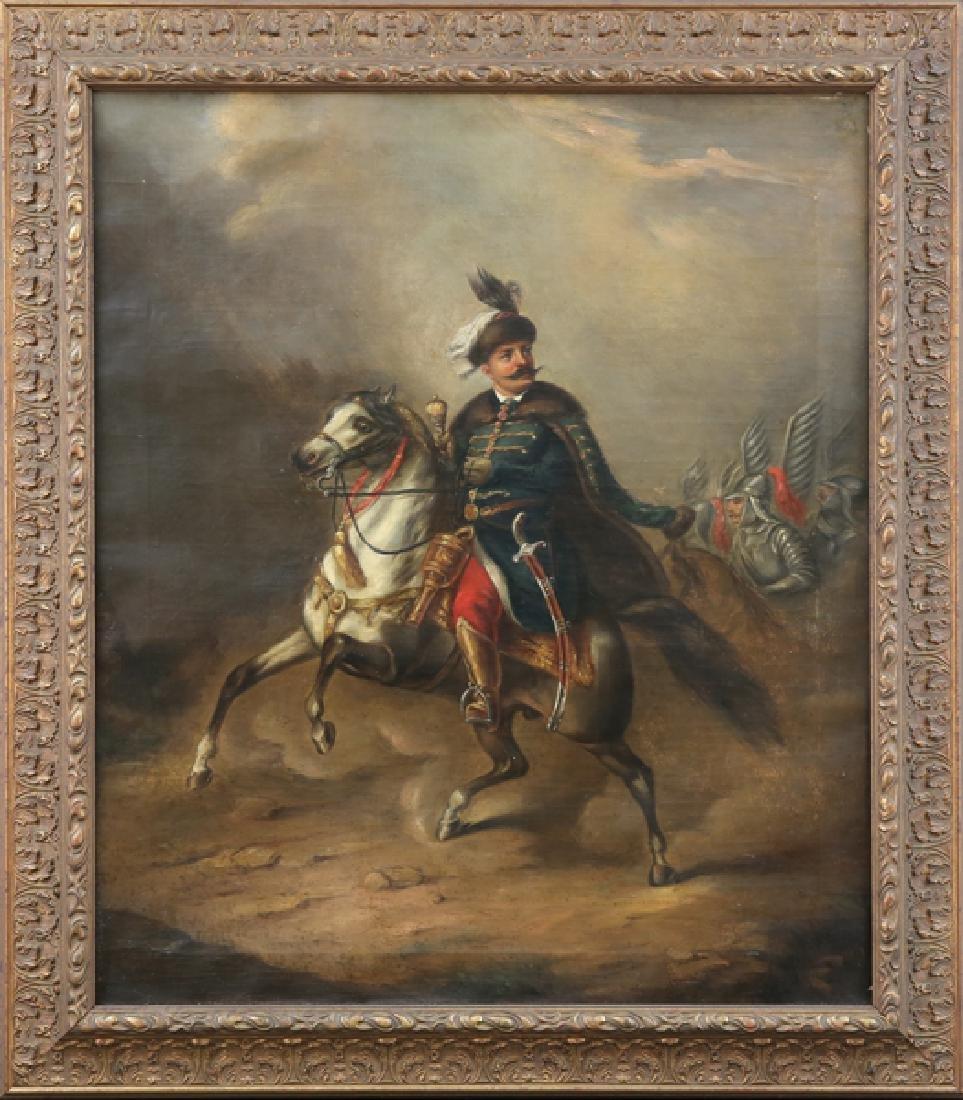 ALEXANDER OSIPOVICH ORLOVSKY POLISH 1777-1832 - 2