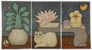 CAROL JABLONSKY AMERICAN 1932-1992