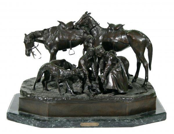 1004: LIEBERICH (ATTR) (RUSSIAN) Hunters Bronze