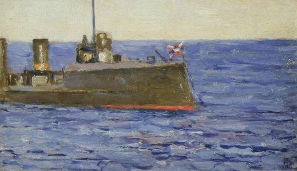 1010: GRITSENKO (RUSSIAN) 2 Russian Vessels Oil