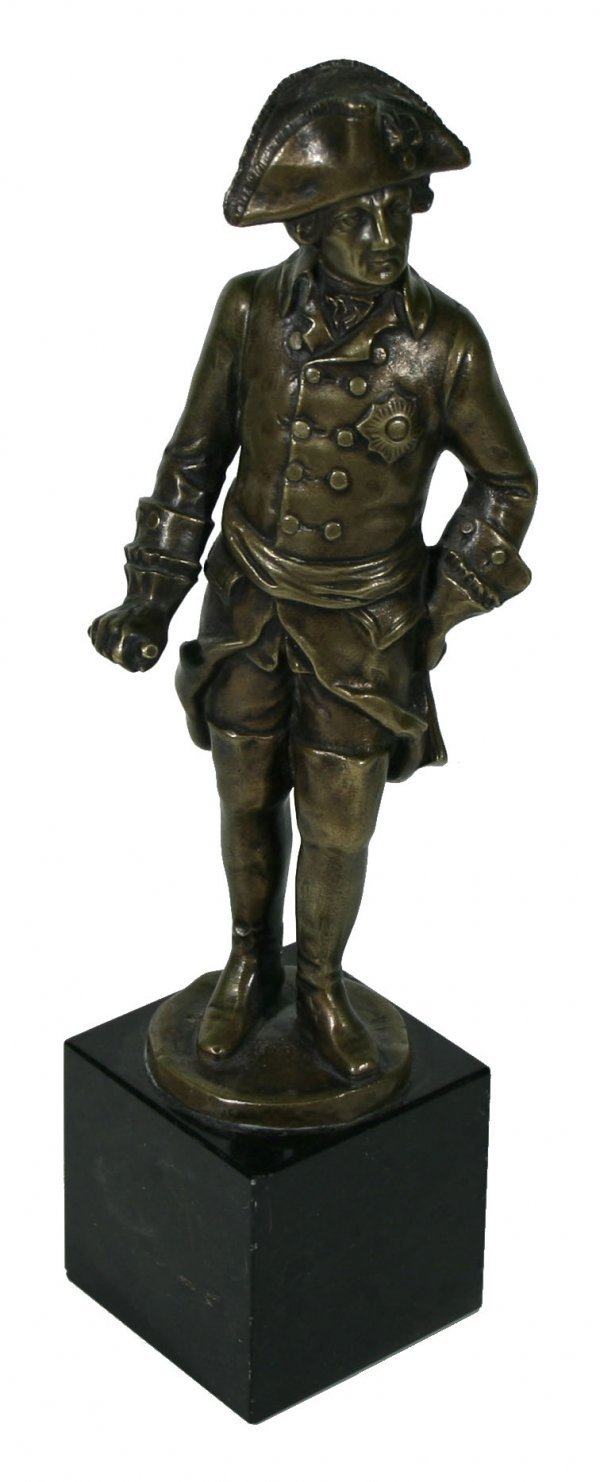 1016: IVANOVICH (RUSSIAN) Pavel 1 Bronze