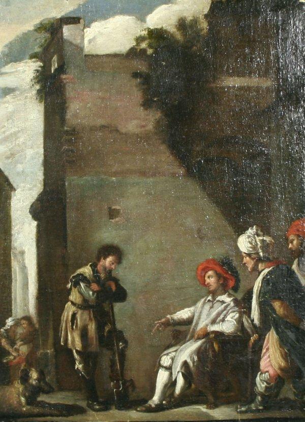 1021: FETTI (STUDIO) (ITALIAN) Steward Oil