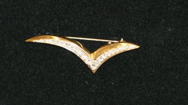 2: TIFFANY SEAGULL PIN