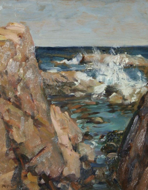 228: LOW (AMERICAN) Ocean Rock Oil