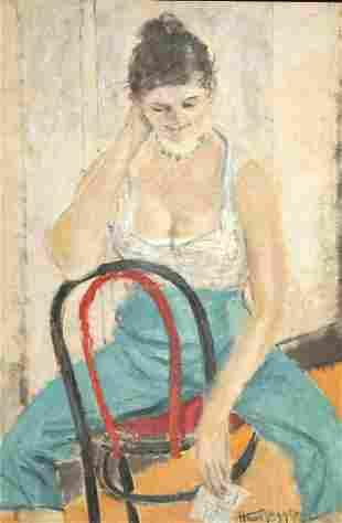 JOHN HANSEGGER SWISS 1908-1989