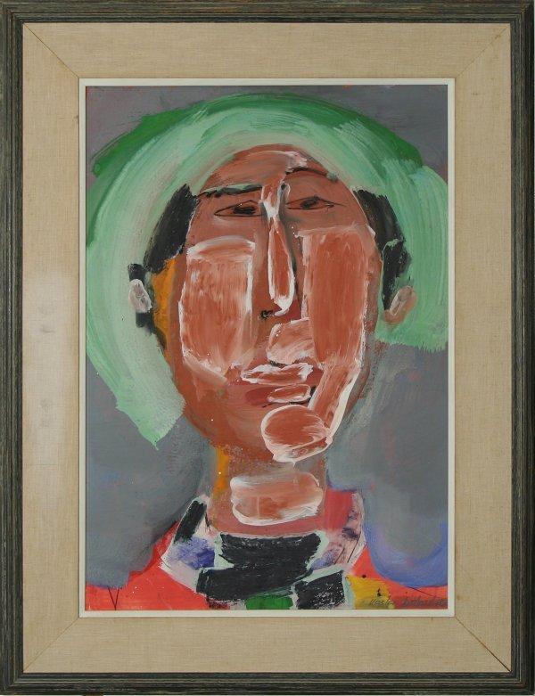21: VYTLACIL (AMERICAN 1892-1984) Man