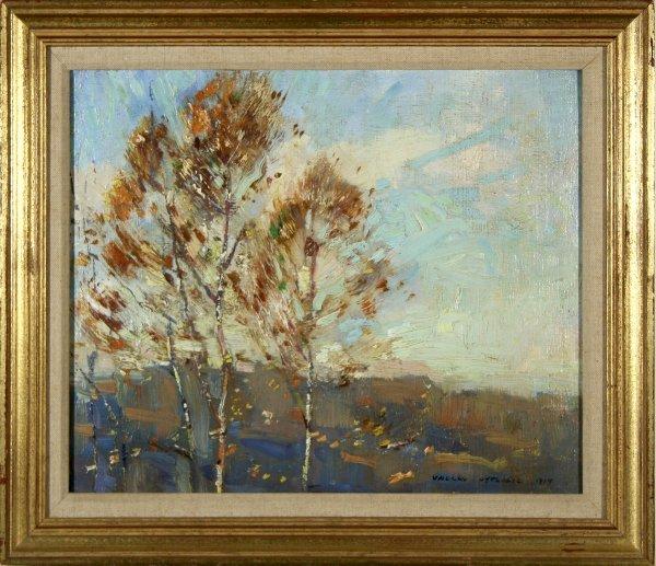 22: VYTLACIL (AMERICAN 1892-1984) Autumn