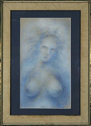 6B: SITNIKOV (RUSSIAN 1915-1987) Angel