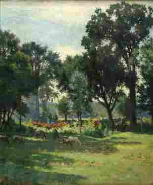 ERNEST LEE MAJOR AMERICAN 1864-1951