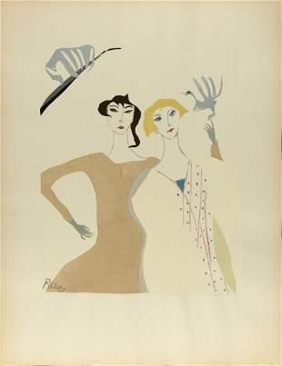 BARONESS HILLA VON REBAY AMERICAN 1890-1967