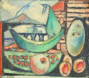 15: ISSAIEV (RUSSIAN 1891--1977) Still Life