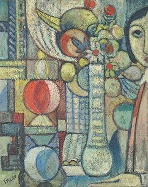 16: ISSAIEV (RUSSIAN 1881-1977) Modernist
